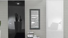 Porta da interni di design in stile classico, eclettico e moderno