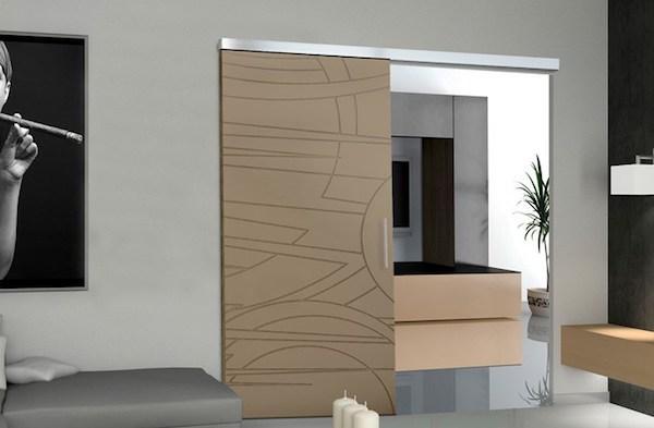 Porta da interni Plana Vega - Design e foto by Bertolotto