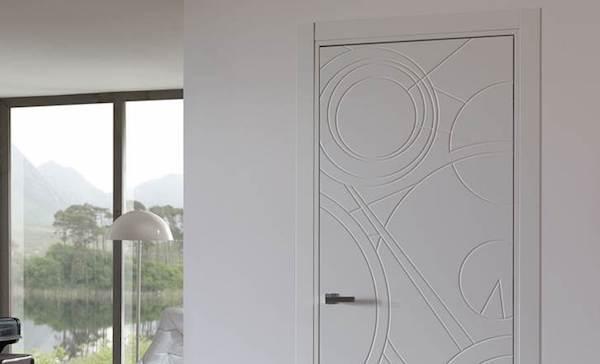 Porta da interni Cassiopea - Design e foto by Bertolotto