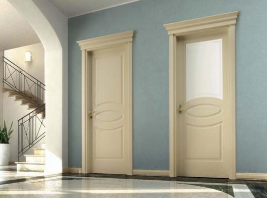 Porta da interni D3E - Design e foto by Ghizzi & Benatti