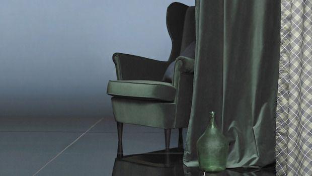 Tessuti invernali: come utilizzare il velluto nell'interior design