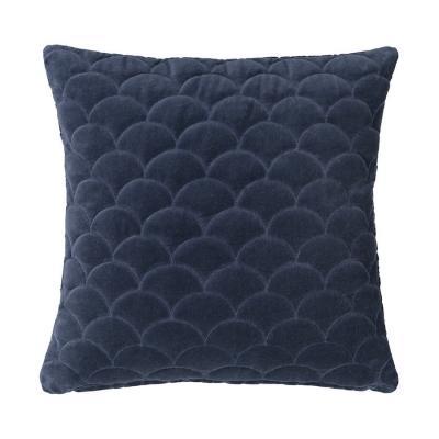Fodera cuscino in velluto trapuntato - Design e foto by La Redoute