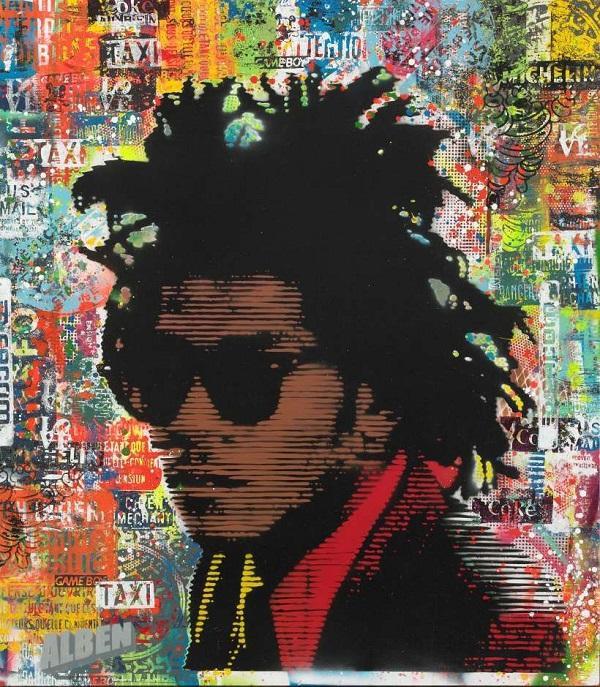 Basquiat, pioniere del graffitismo