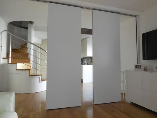 Pareti mobili in loft - Anaunia