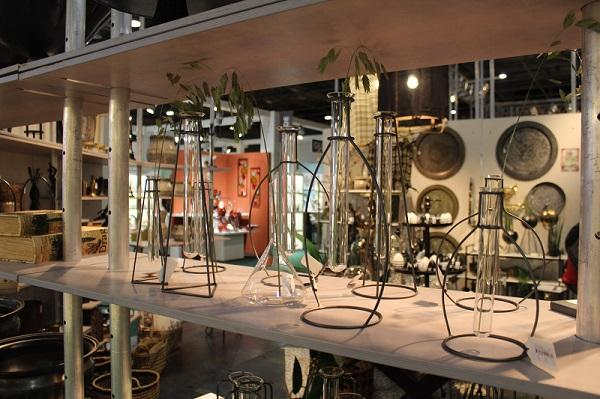 Maison et Objet: i vasi a forma di provetta di Affari of Sweden