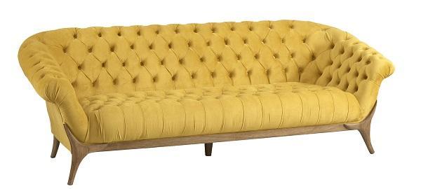 Maison et Objet: il divano a due posti firmato Dialma Brown