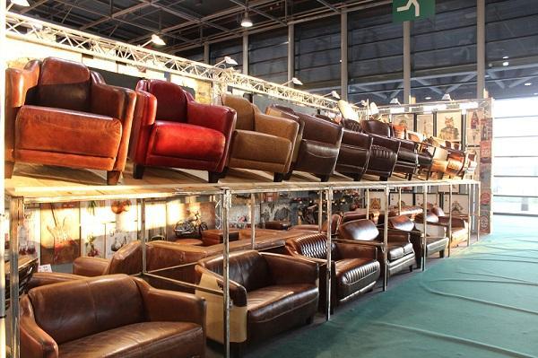 Le sedute vintage di JP2B Décoration da Maison et Objet
