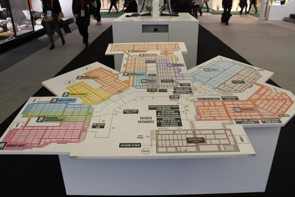 Tutte le aree di Maison & Objet 2020
