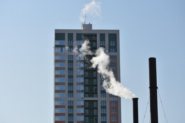 Immissione fumi inquinanti