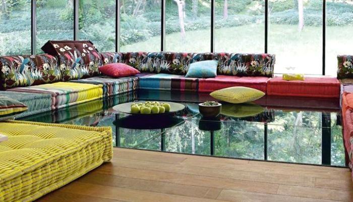 Pavimento in vetro - MP Glass