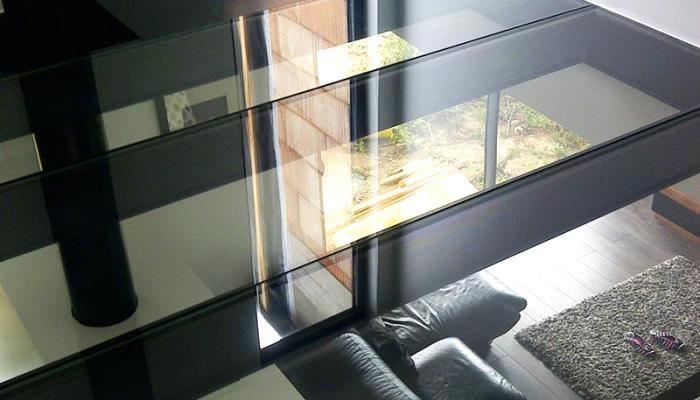Vetro calpestabile per interni - MP Glass