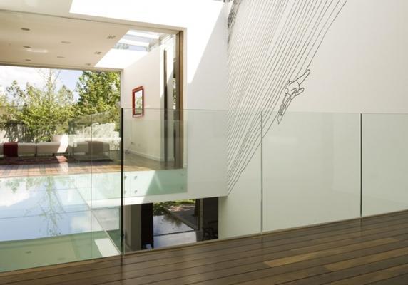 Pavimento in vetro - Vetreria Thienese