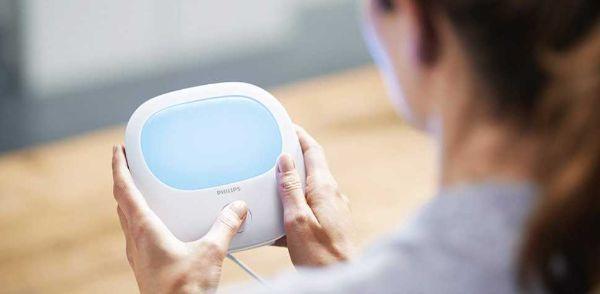 Lampada portatile SAD Philips Energy up