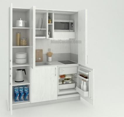 Cucina a scomparsa Minicucine.com