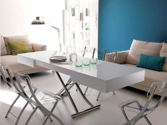 Bilocale arredo - tavolo trasformabile Box Ozzio