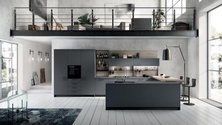 Scegliere una cucina a isola comporta accorgimenti in più per l'impianto idraulico