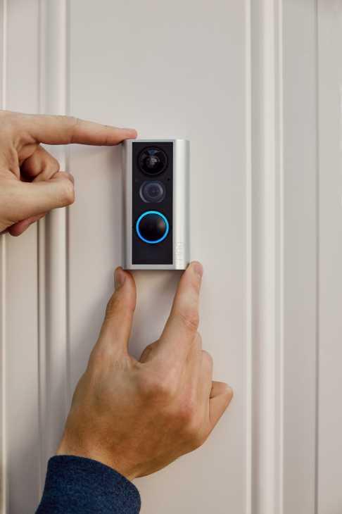 Videocitofono Ring Video Doorbell 2