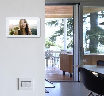 Videocitofono Vimar, display