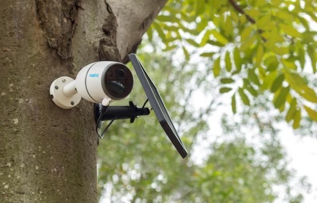Pannello solare della videocamera Arugs 2 di Reolink