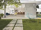Pavimento rialzato esterni concept Ragno ceramiche