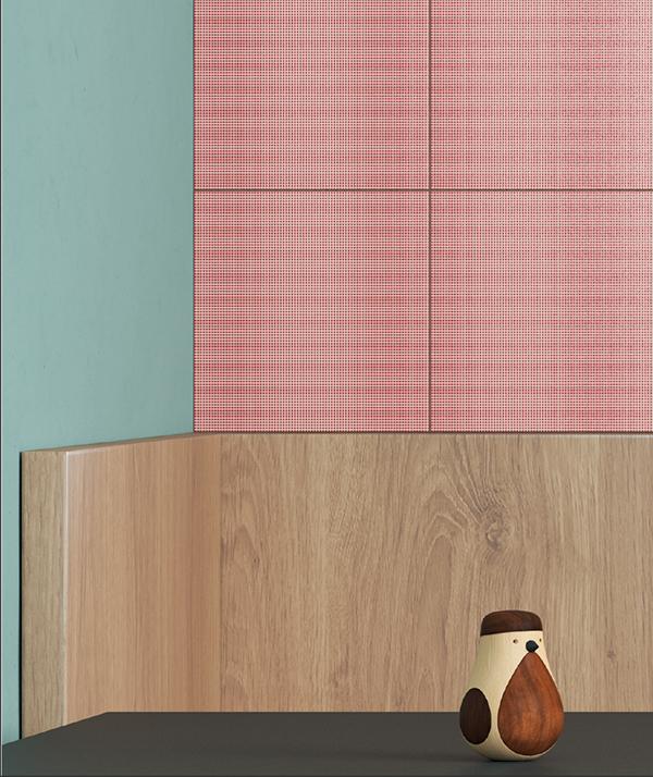 Fuga colorata design Ceramiche Vogue