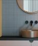 Fuga color tortora contrasti Ceramiche Vogue