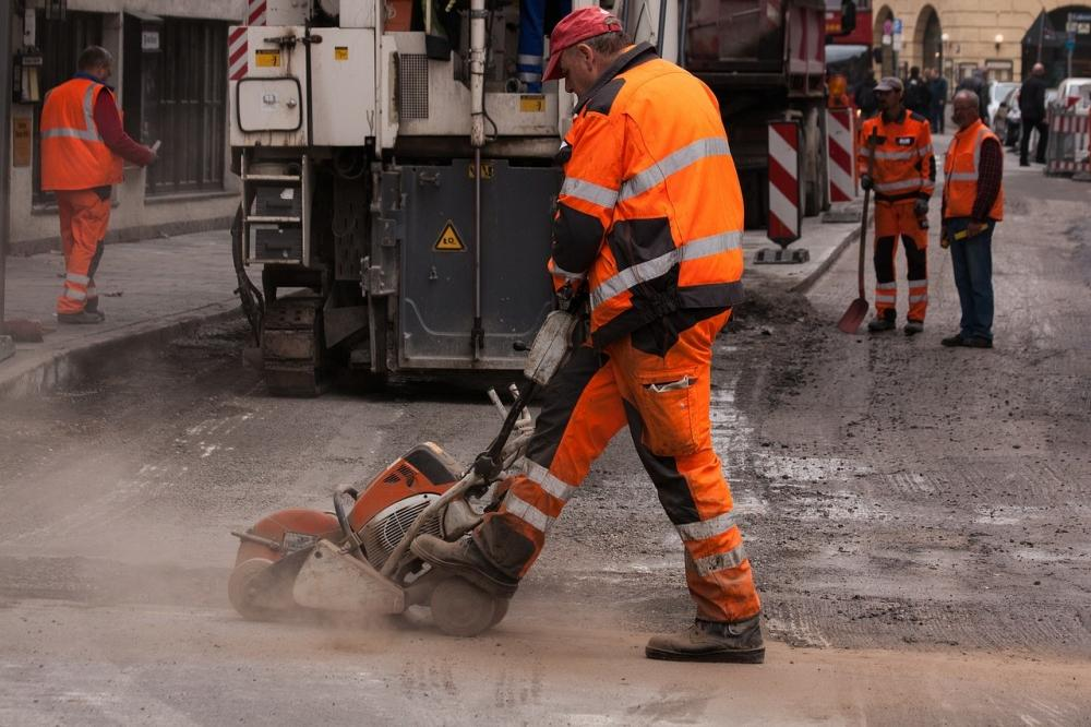 Inquinamento domestico e polveri derivanti da lavori