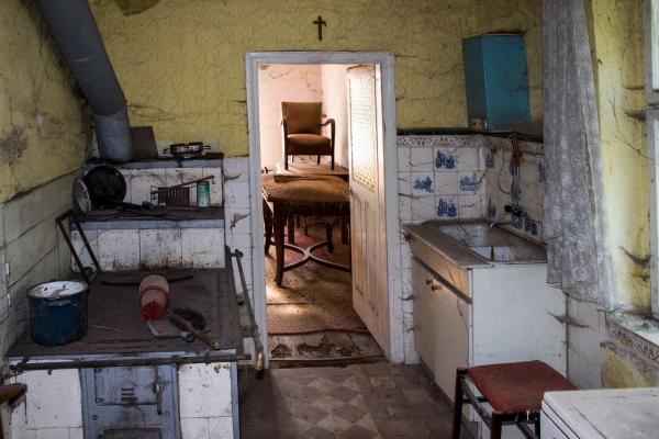 Inquinamento e polveri domestiche dovute a cattiva manutenzione