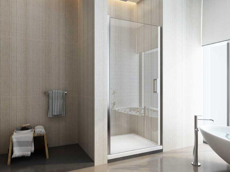Box doccia con porta battente