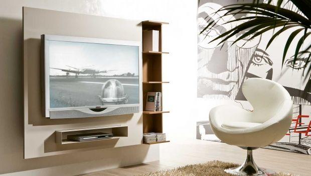 Soluzioni per posizionare la tv in casa
