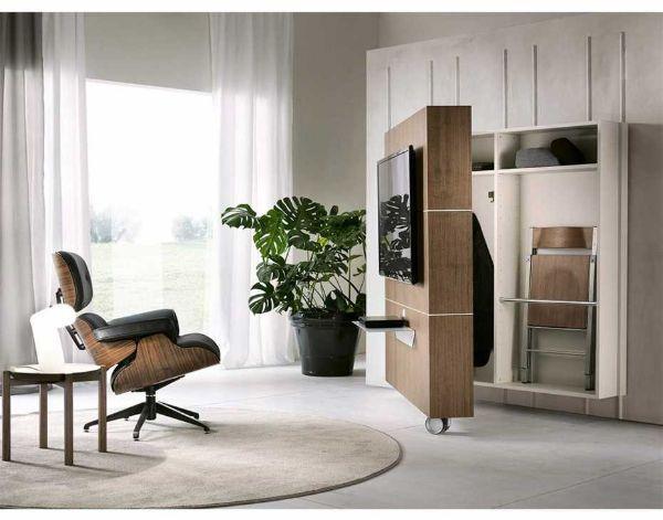 Mobile porta tv Open di Italydreamdesign.com