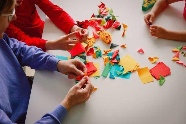 Origami: un'attività creativa per tutti