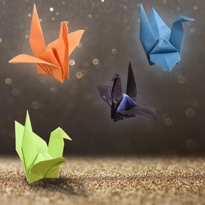 Tecnica degli origami