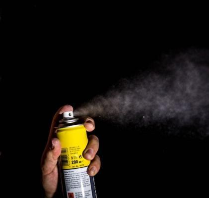 Dispersione di sostanze tossiche indoor