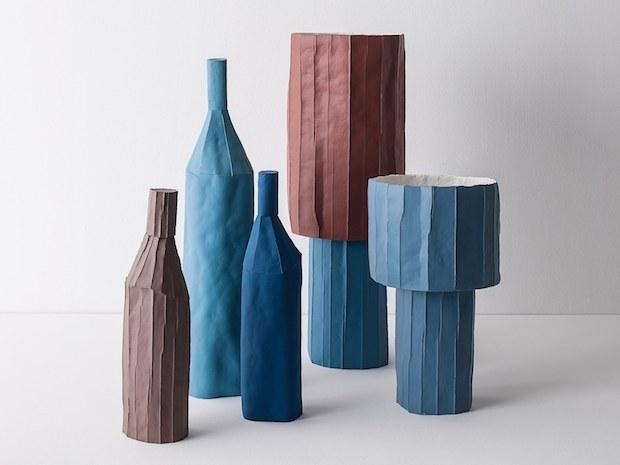 Bottiglie decorative come soprammobili, da Paola Paronetto