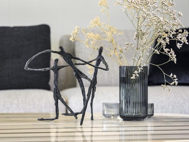 Soprammobili di design: figure danzanti, da Gardeco