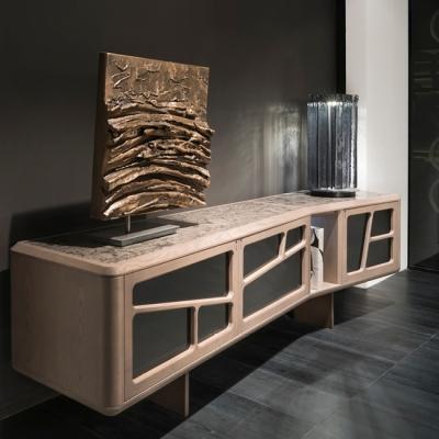 Soprammobili di design in bronzo, da Giorgetti