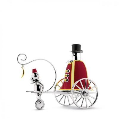 Soprammobili di design: il circo, da Alessi