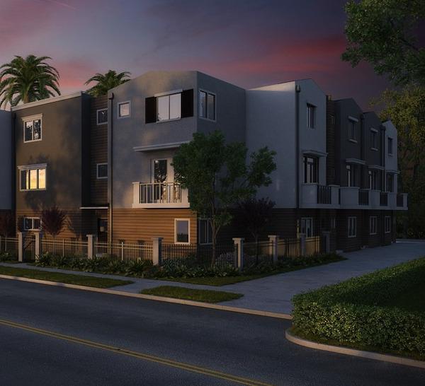 Orientamento condominio con diverse esposizioni di facciata