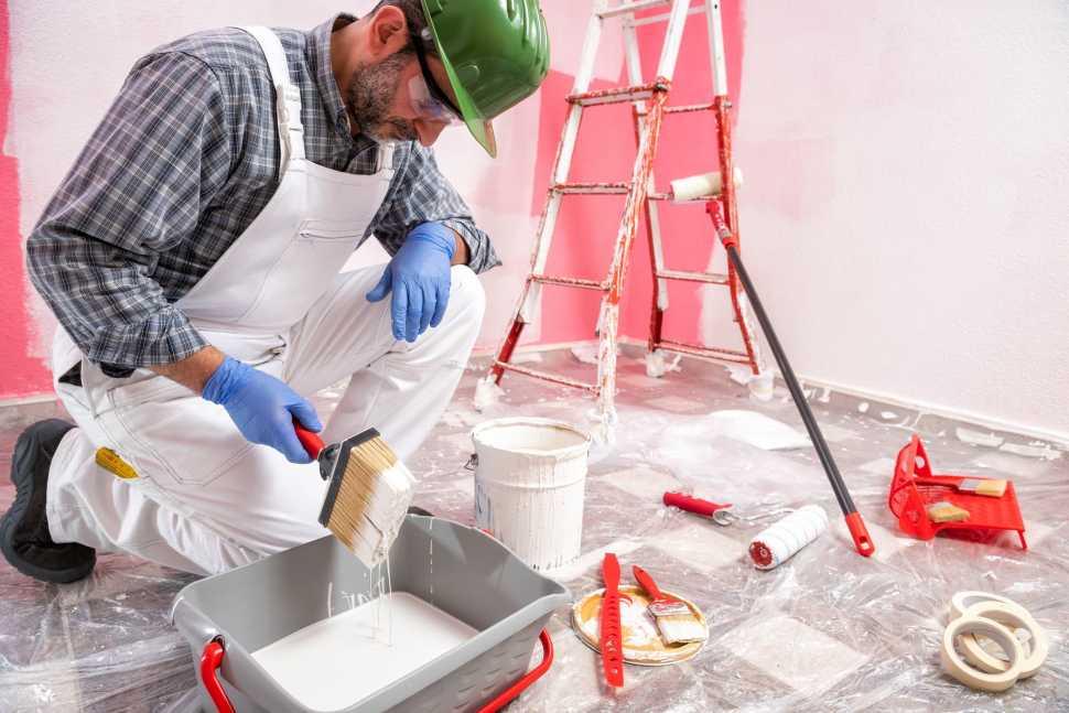 Quanto costa dipingere una parete