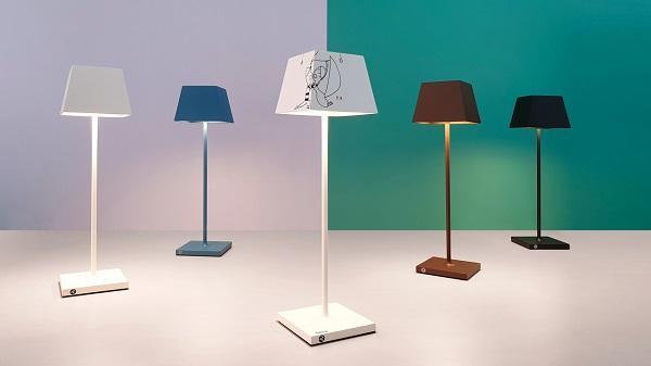 La lampada di Rossini Illuminazione in edizione limitata