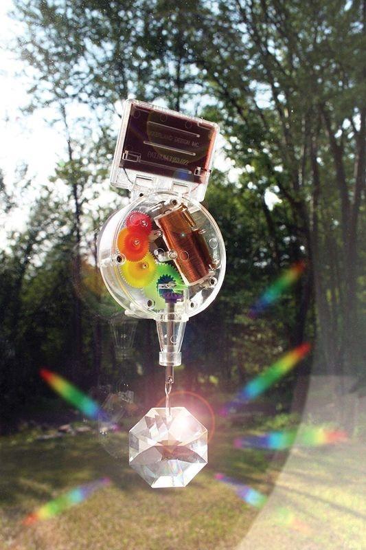 Complemento d'arredo per creare arcobaleni, by La Città del Sole