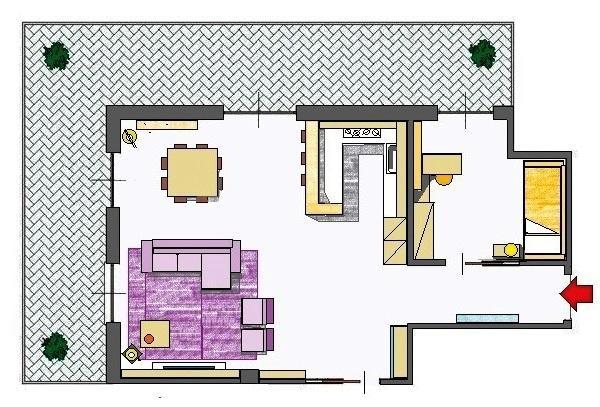 Ricavare una camera in più: soluzione semplice senza demolizioni