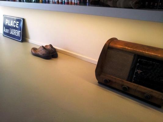 Ricavare una stanza in più: pavimento resina Arteviva