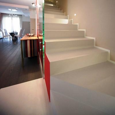 Ricavare una stanza in più: pavimenti resina Arteviva