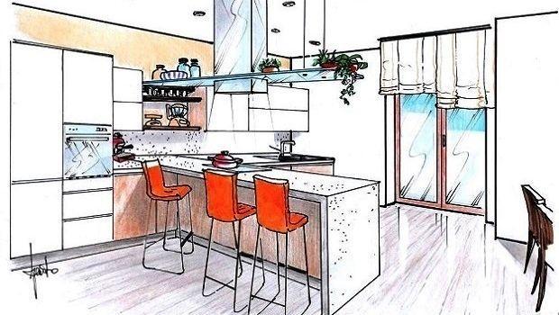 Come rinnovare la cucina senza interventi invasivi