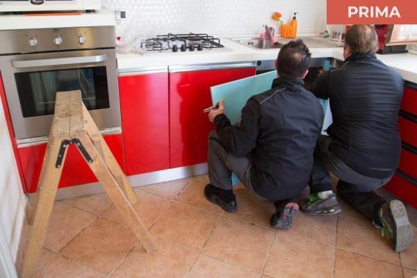 Modificare la cucina - CambioAnta