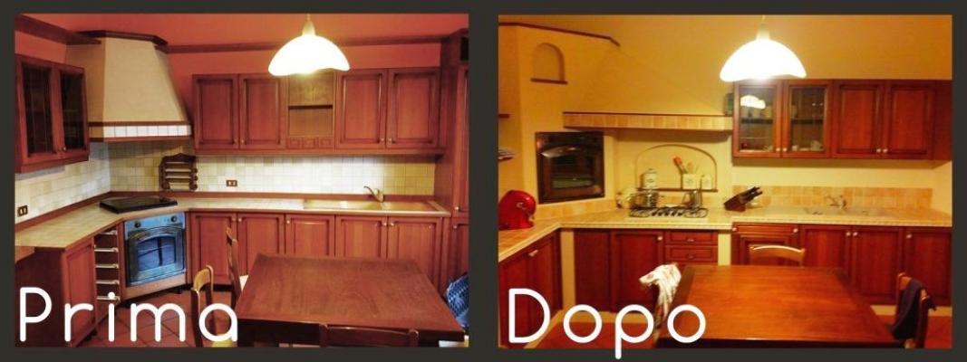 Modificare la cucina - Lui Arredamenti