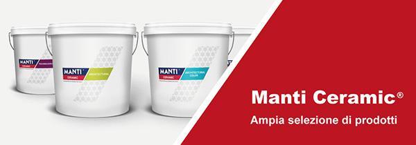 Prodotti isolamento termico Manti Ceramic - Dimensione Eco Casa