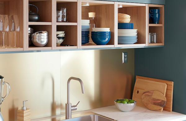 Pannelli per rivestire la cucina LYSEKIL - Design e foto by Ikea